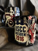 "USCC ♦ Coffee Cup ""2016"""