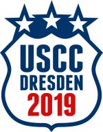 Aufkleber - USCC Dresden 2019
