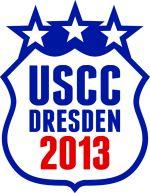 Aufkleber - USCC Dresden 2013