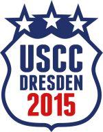 Aufkleber - USCC Dresden 2015