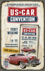 USCC2019 ♦ TICKET WEEKEND