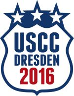 Aufkleber - USCC Dresden 2016