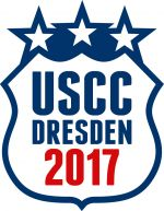 Aufkleber - USCC Dresden 2017